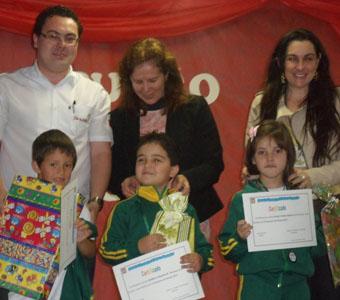 I Concurso de Poesia E.M. Bairro Planalto - Pato Branco